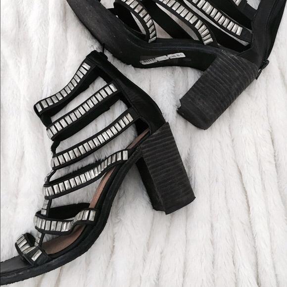 Jeffrey Campbell Shoes - Jeffrey Campbell Potomac Heels